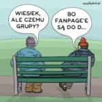 Fanpage vs. grupa